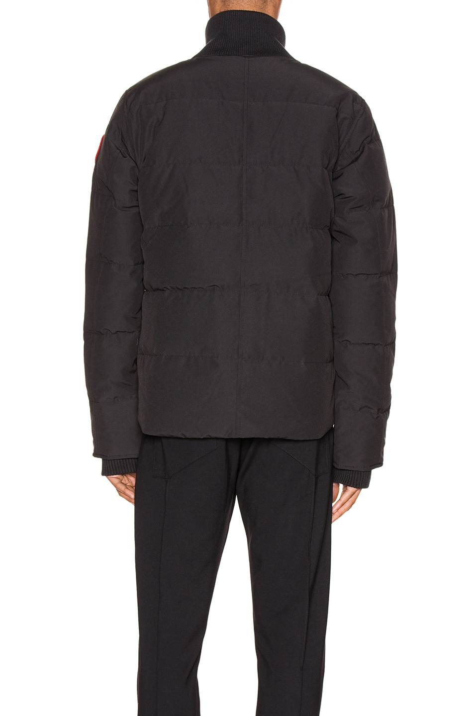 Image 5 of Canada Goose Woolford Jacket in Black