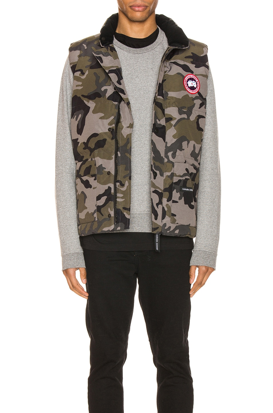 Canada Goose Accessories Freestyle Crew Vest
