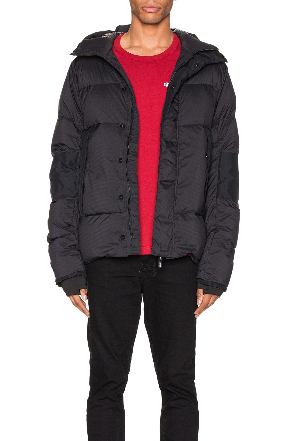 Image 1 of Canada Goose Armstrong Hoody in Black