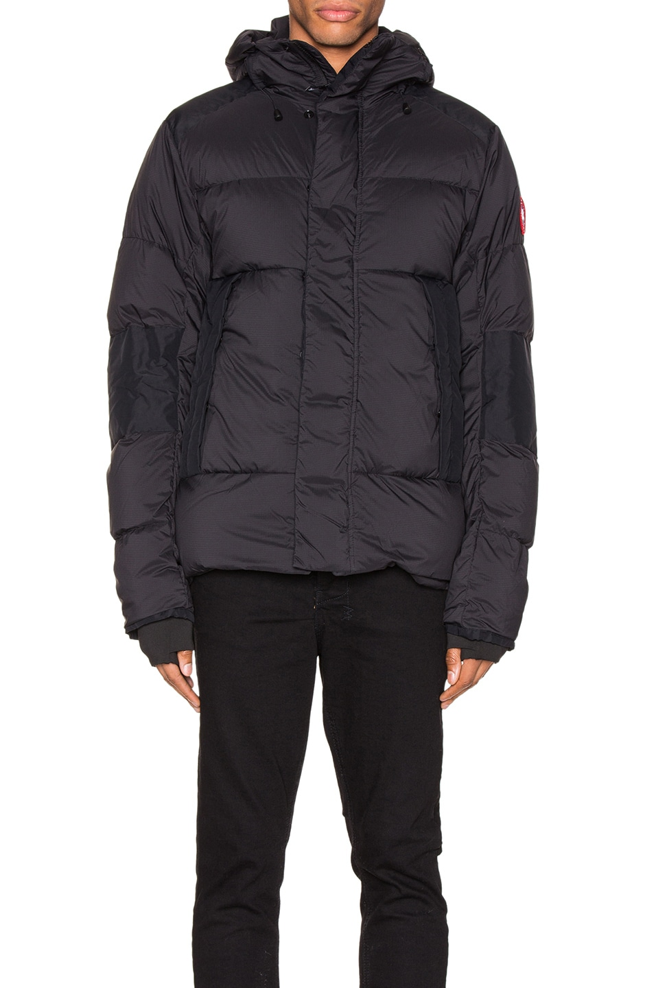 Image 2 of Canada Goose Armstrong Hoody in Black