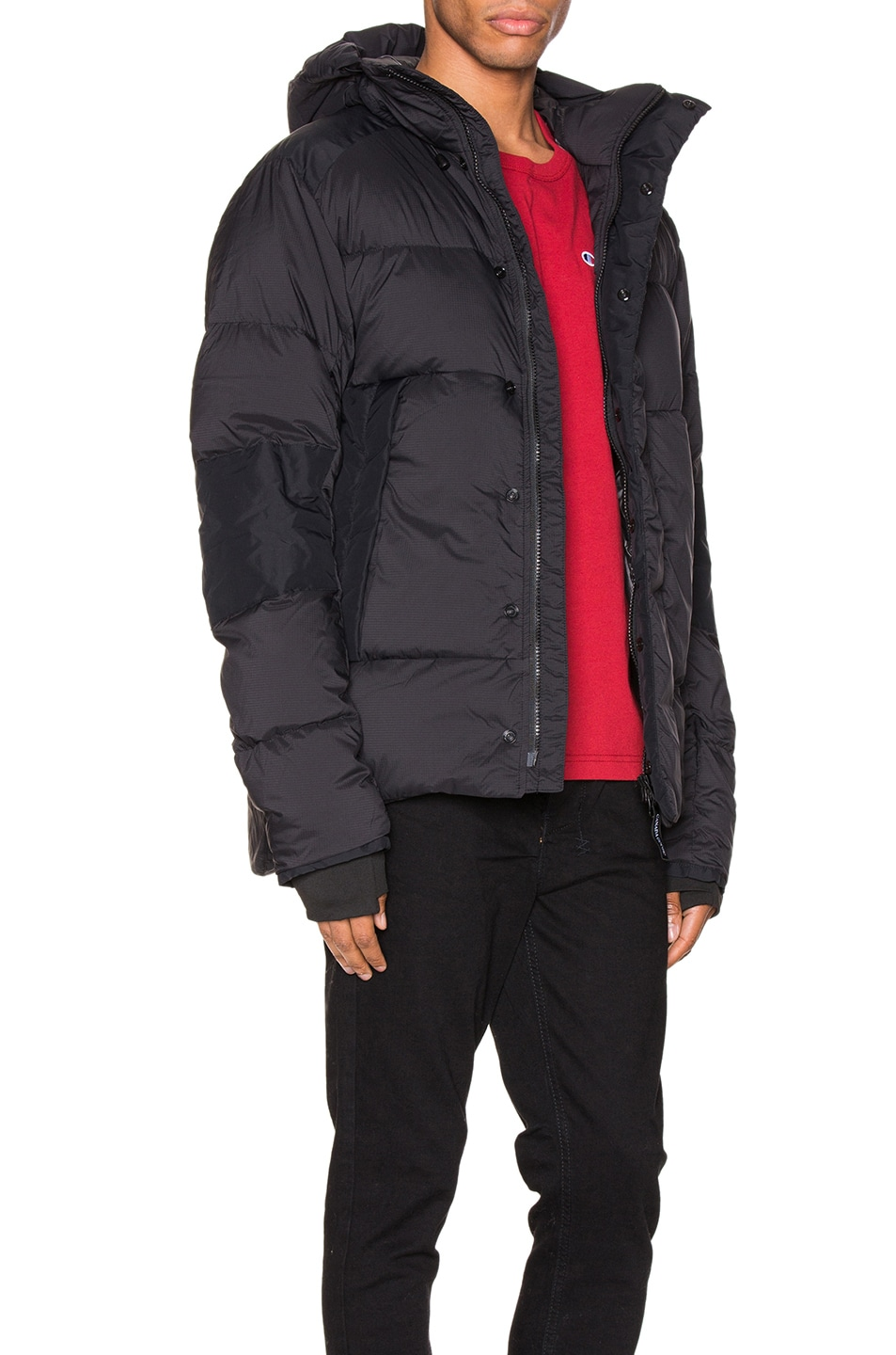 Image 3 of Canada Goose Armstrong Hoody in Black