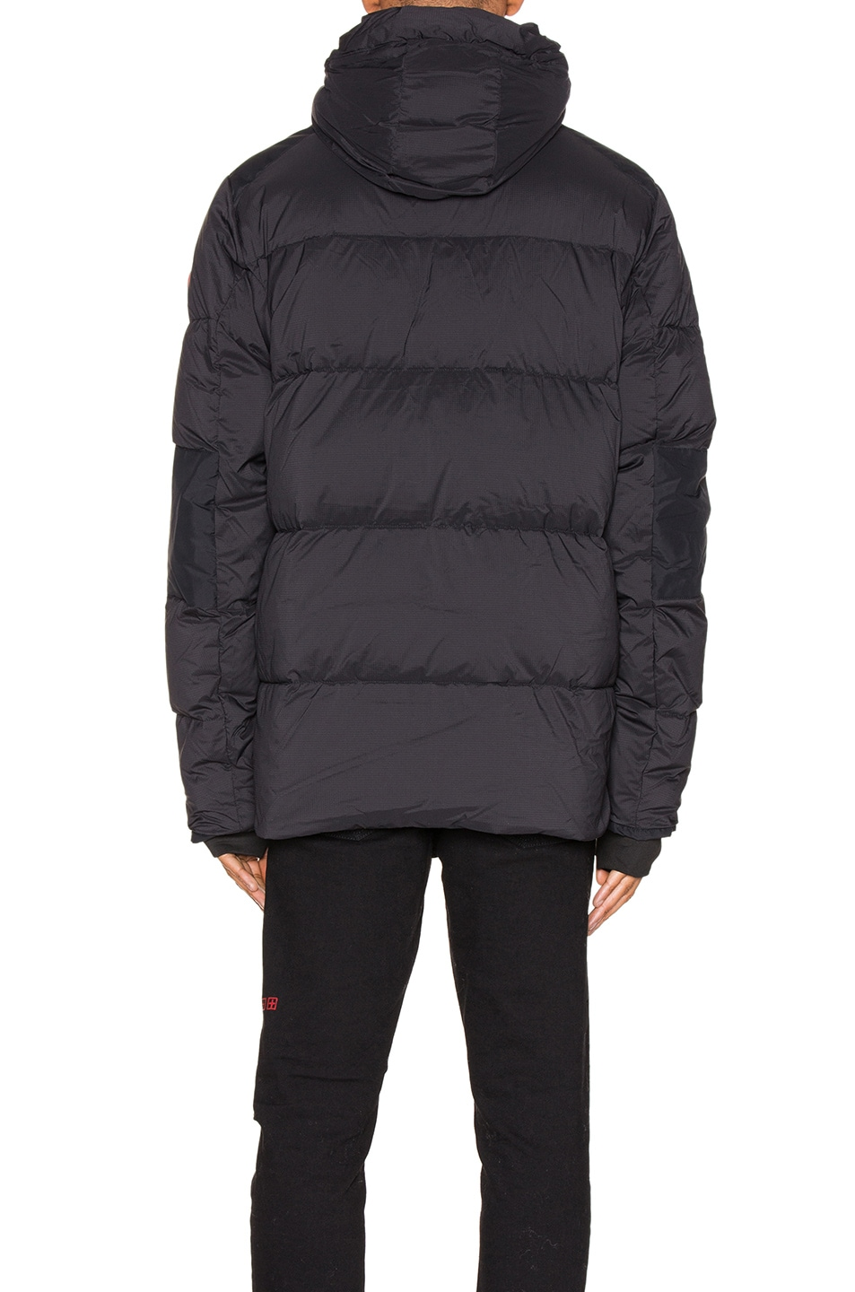 Image 6 of Canada Goose Armstrong Hoody in Black