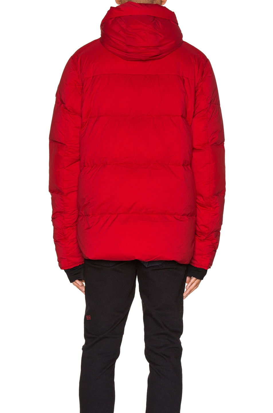 Image 5 of Canada Goose Armstrong Hoody in Red
