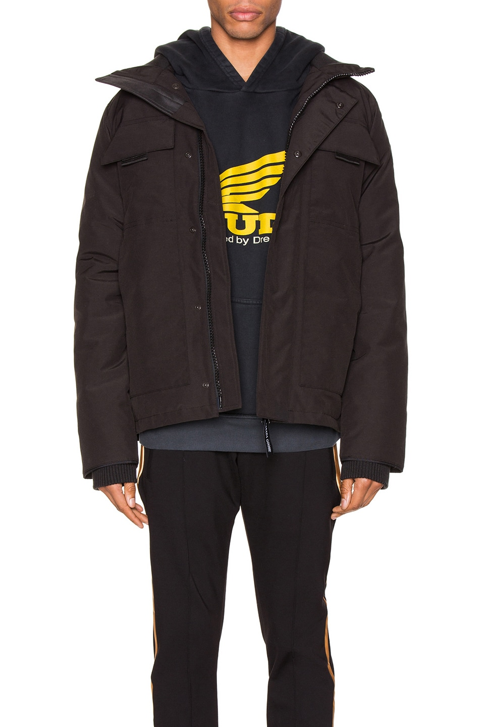 Image 1 of Canada Goose Forester Jacket in Black