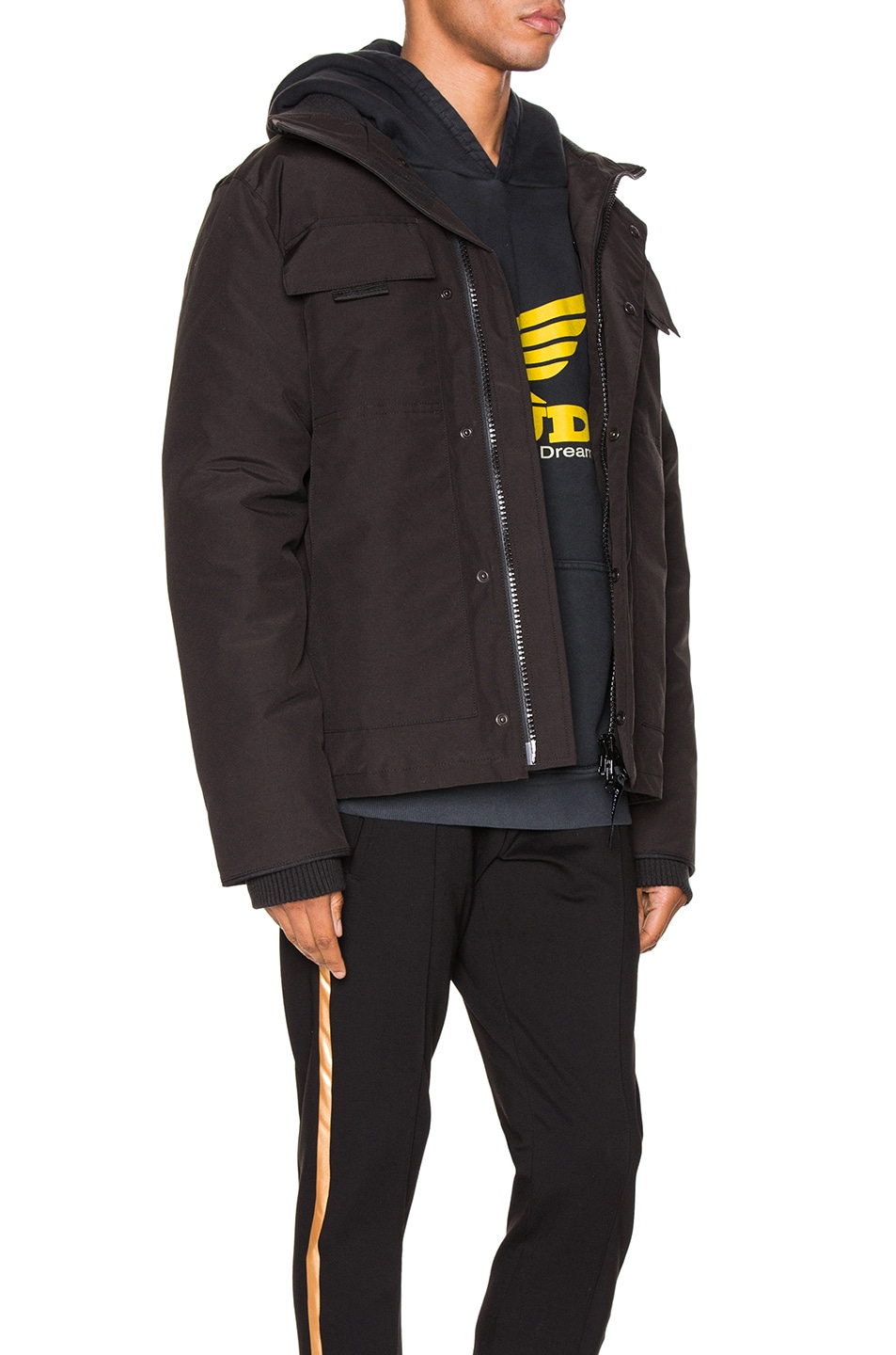 Image 3 of Canada Goose Forester Jacket in Black