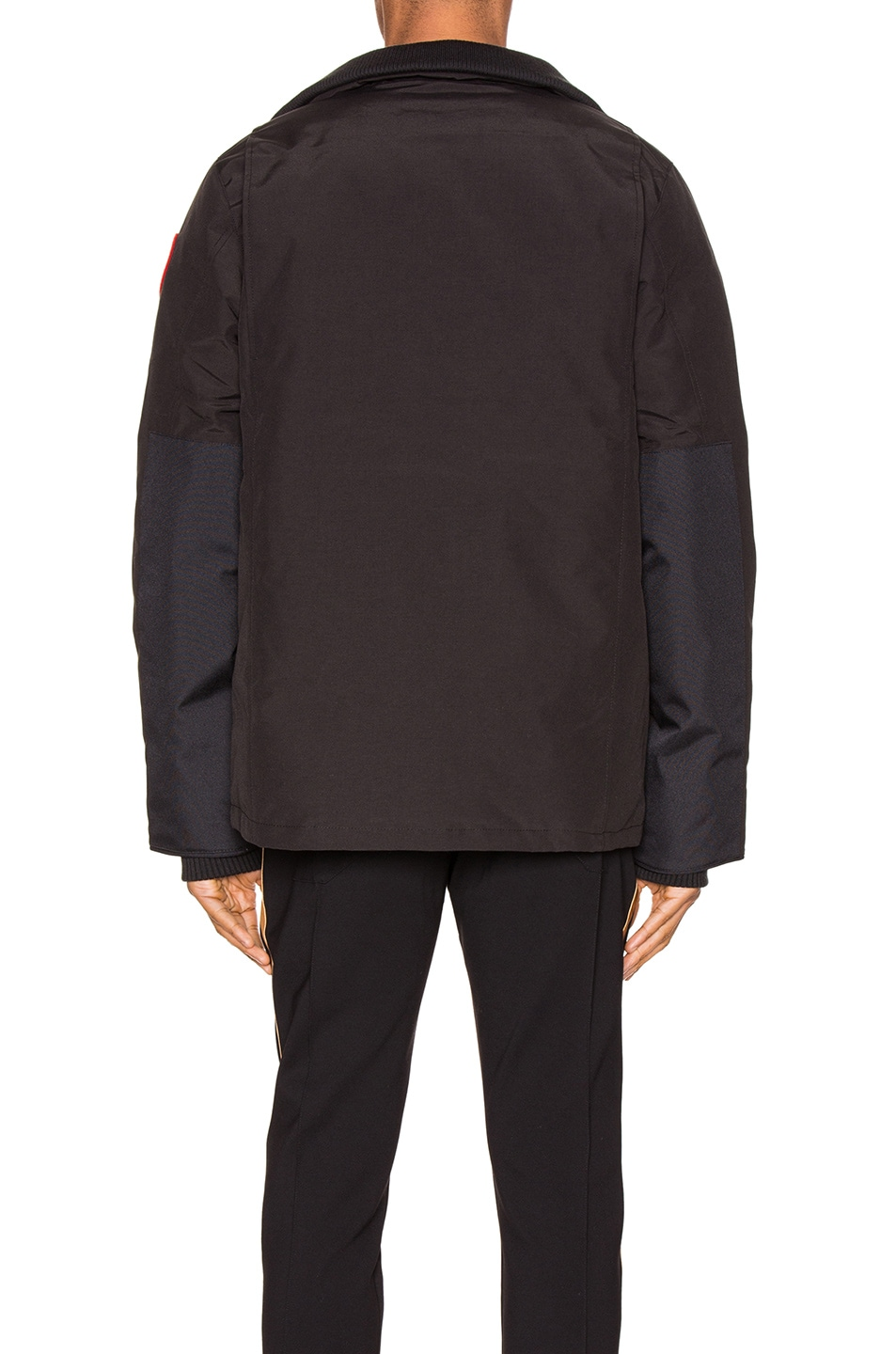 Image 5 of Canada Goose Forester Jacket in Black