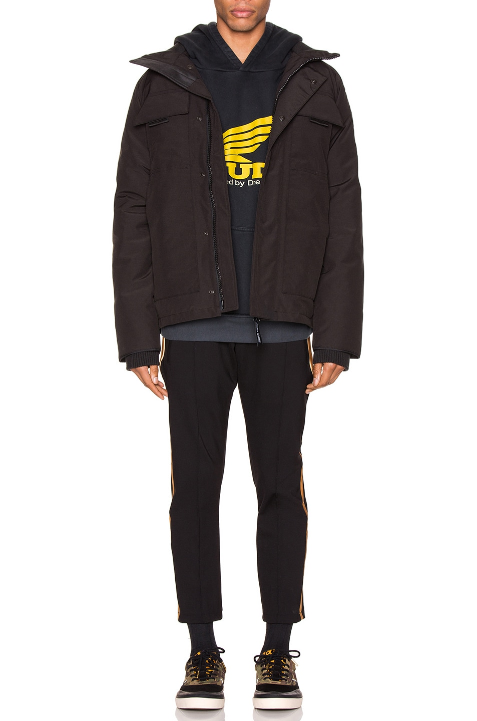 Image 6 of Canada Goose Forester Jacket in Black