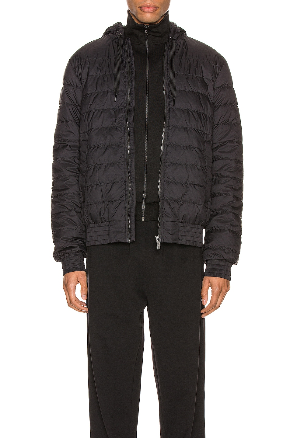 Image 1 of Canada Goose Black Label Sydney Hoody in Black
