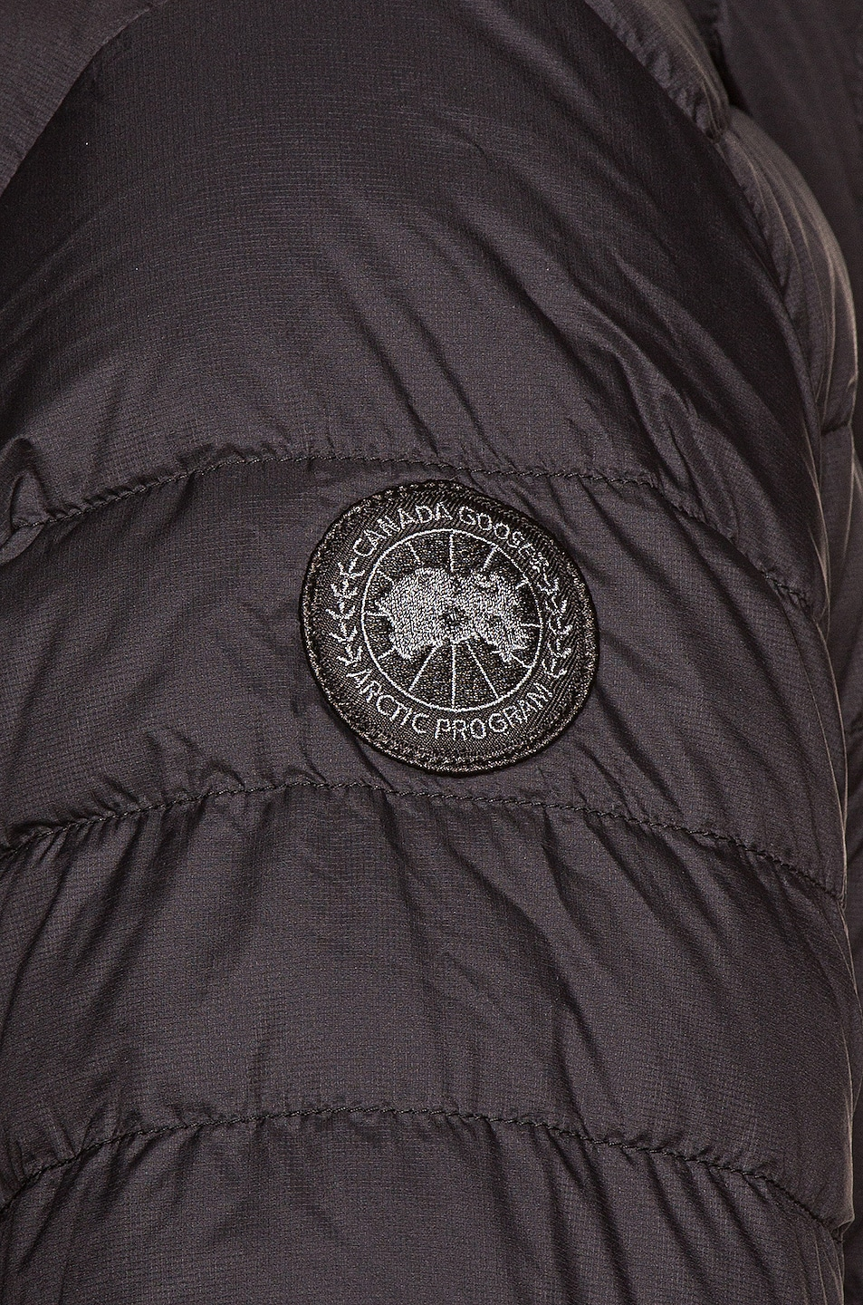 Image 7 of Canada Goose Black Label Sydney Hoody in Black