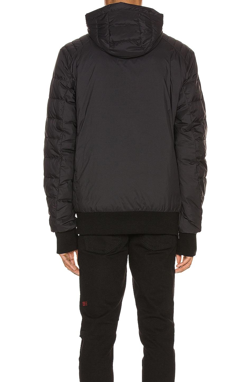 Image 5 of Canada Goose Wilmington Jacket in Black