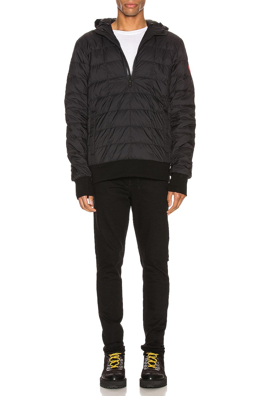 Image 6 of Canada Goose Wilmington Jacket in Black