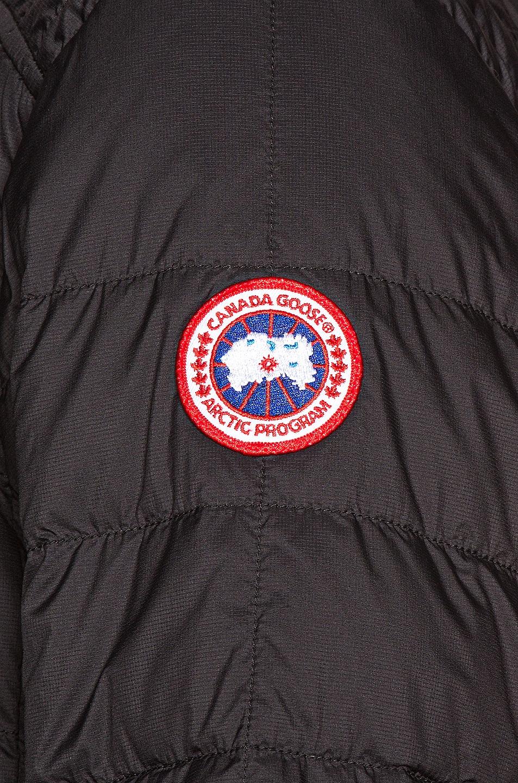 Image 7 of Canada Goose Wilmington Jacket in Black