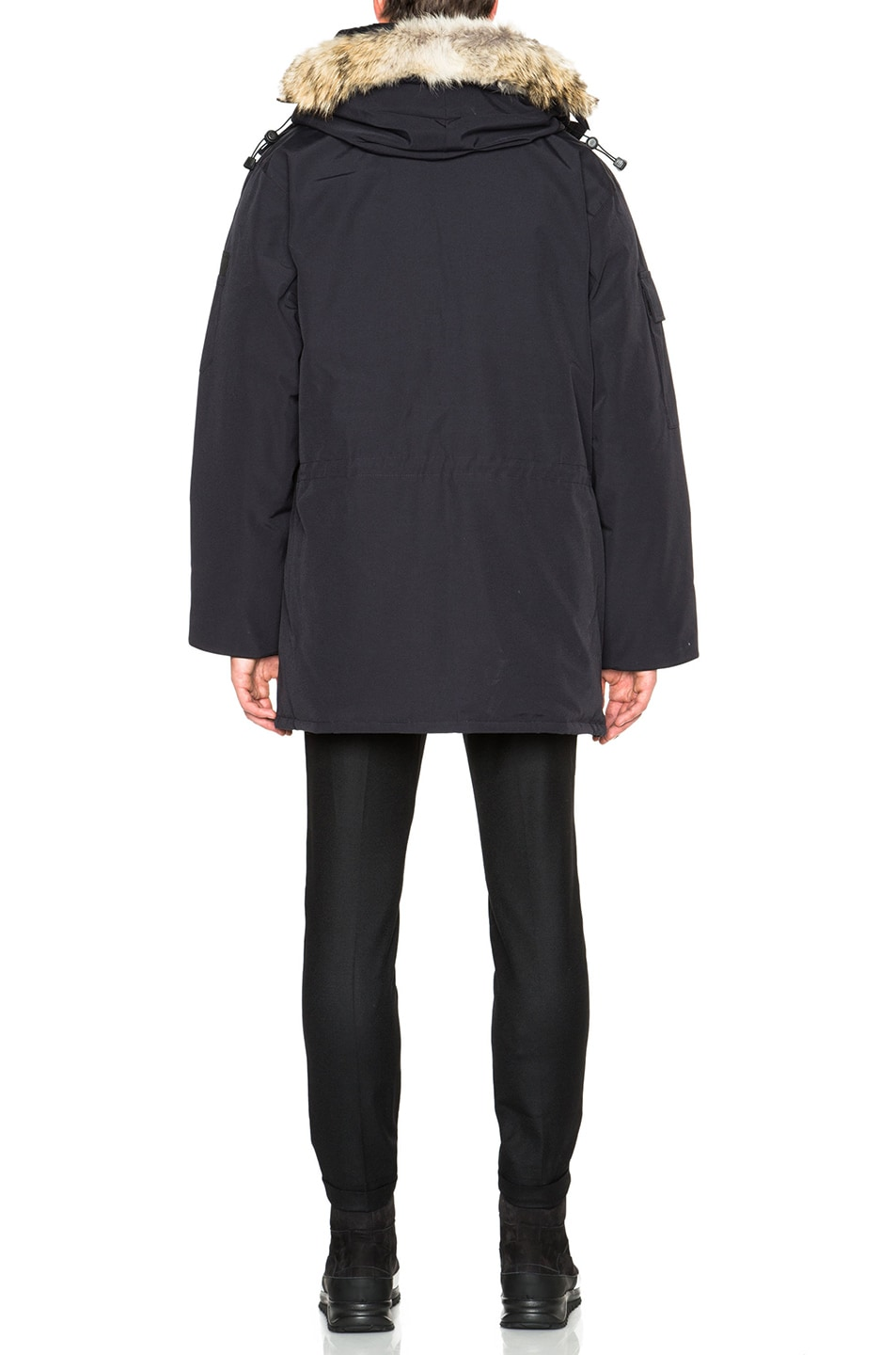 Image 5 of Canada Goose Expedition Parka in Navy