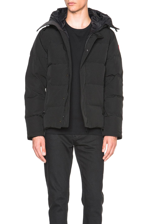 Image 1 of Canada Goose Macmillan Parka in Black