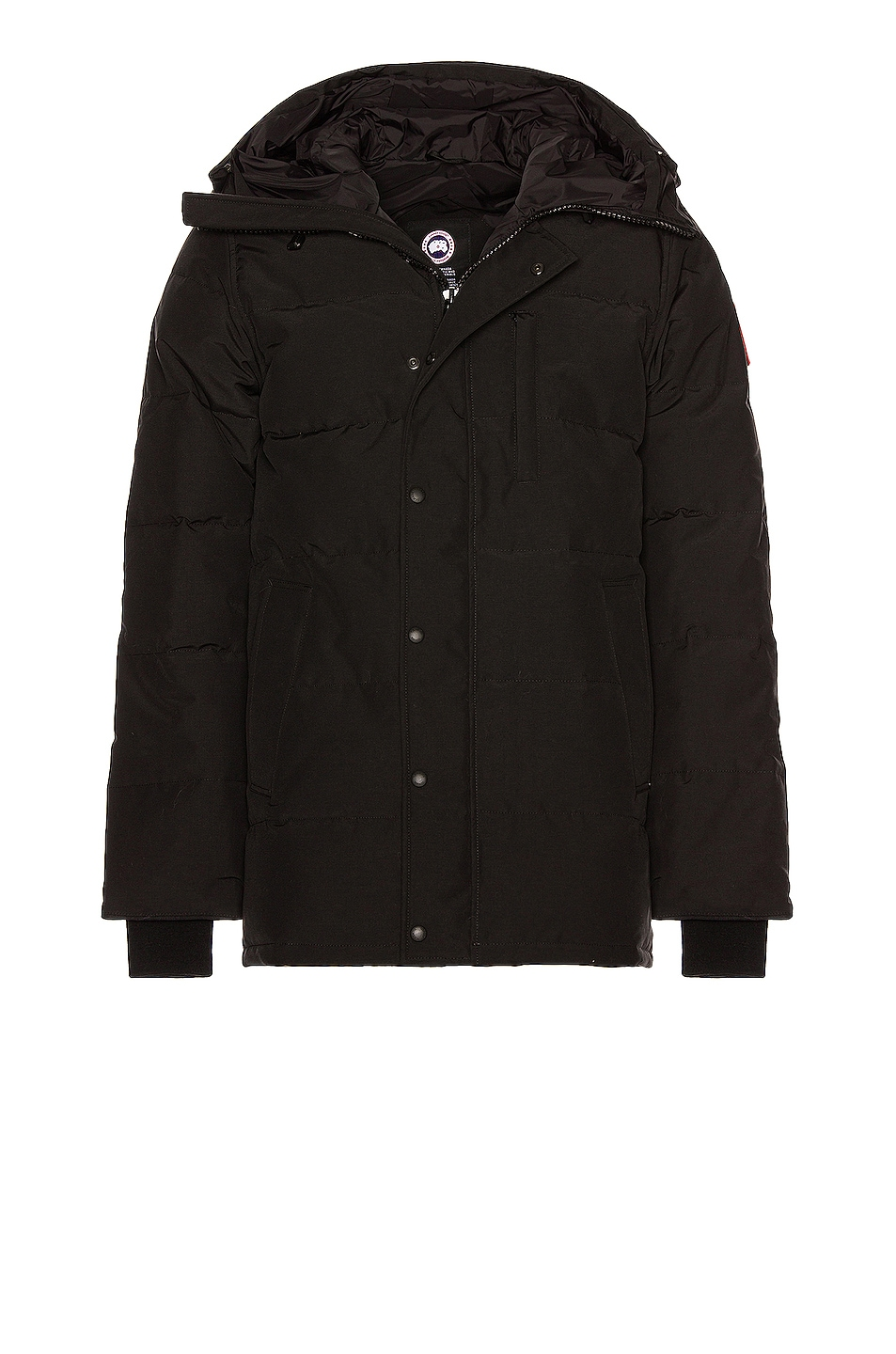 Image 1 of Canada Goose Carson Parka in Black