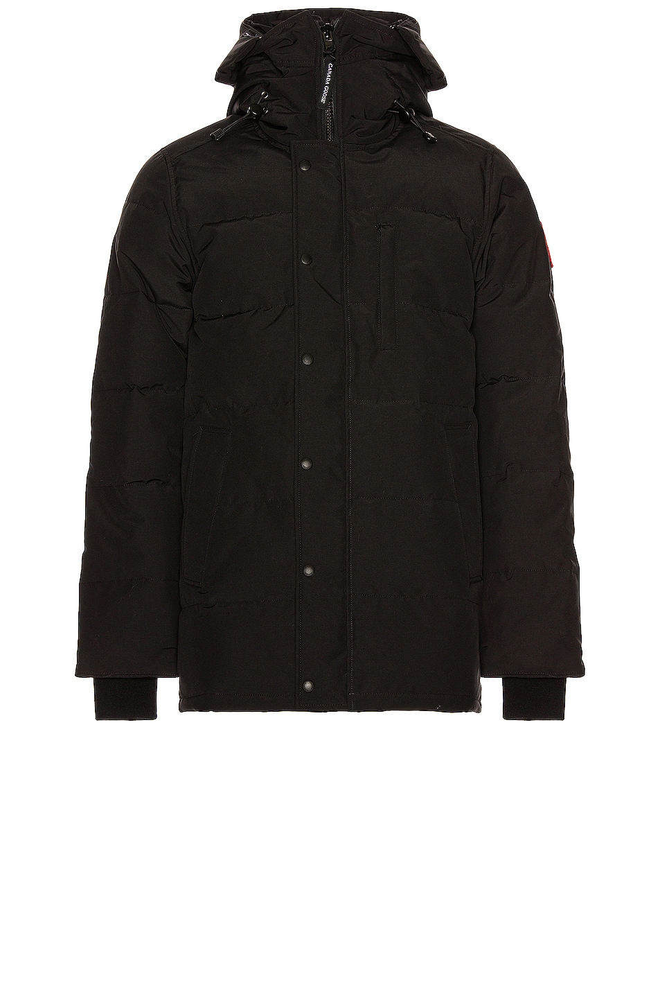 Image 3 of Canada Goose Carson Parka in Black