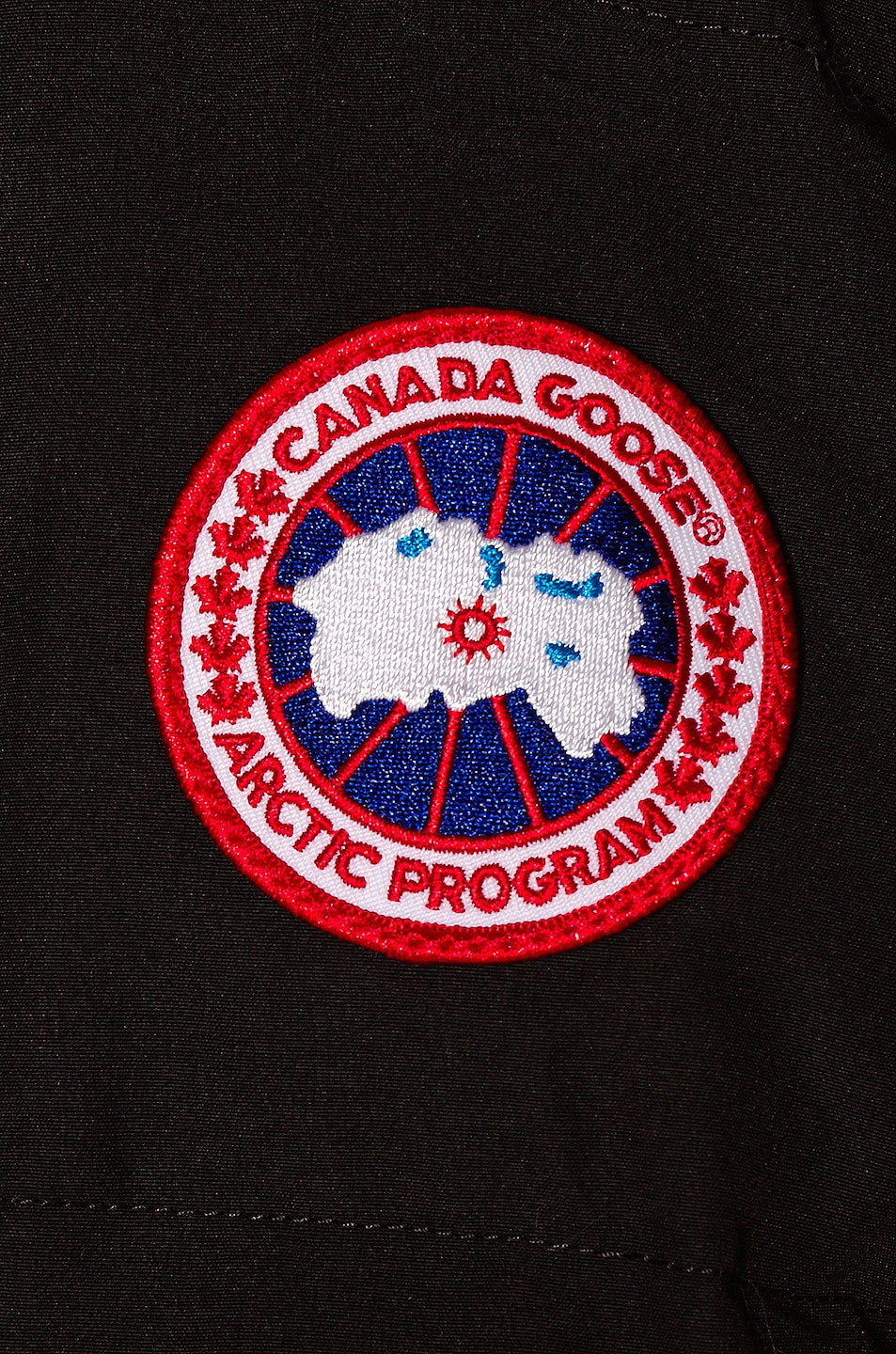 Image 4 of Canada Goose Carson Parka in Black