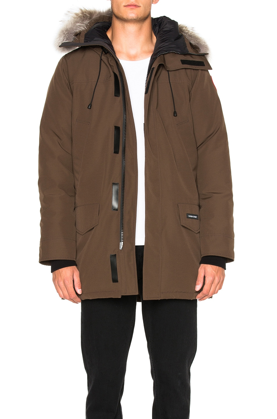 Canada Goose Parka Langford Brown
