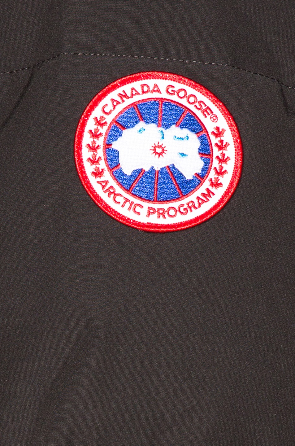 Image 8 of Canada Goose Emory Parka with Coyote Fur in Black
