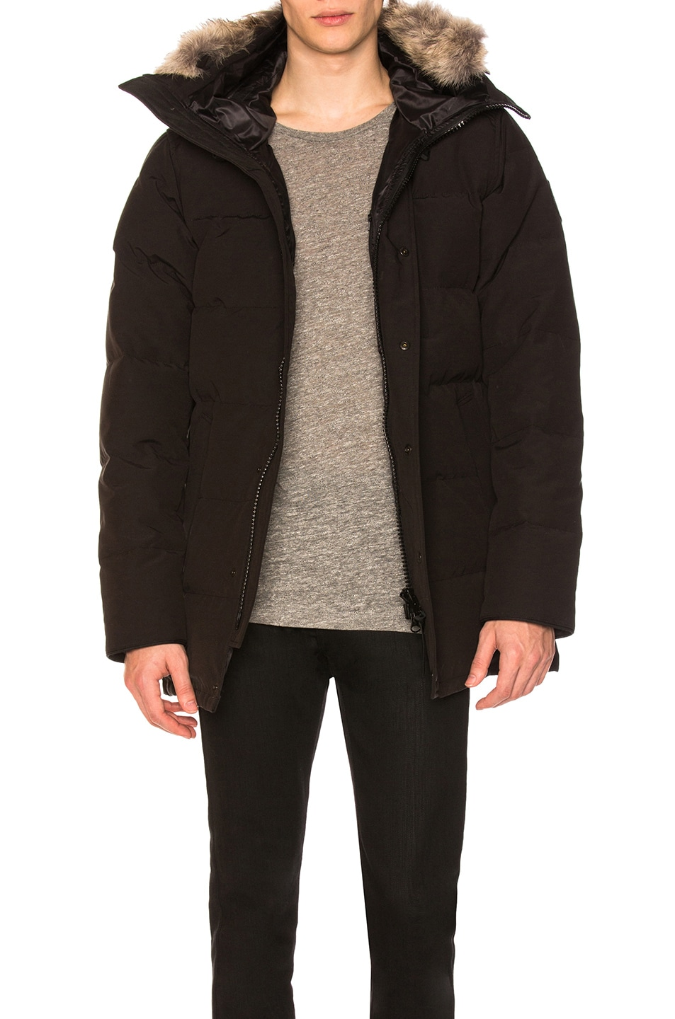 canada goose chateau black label