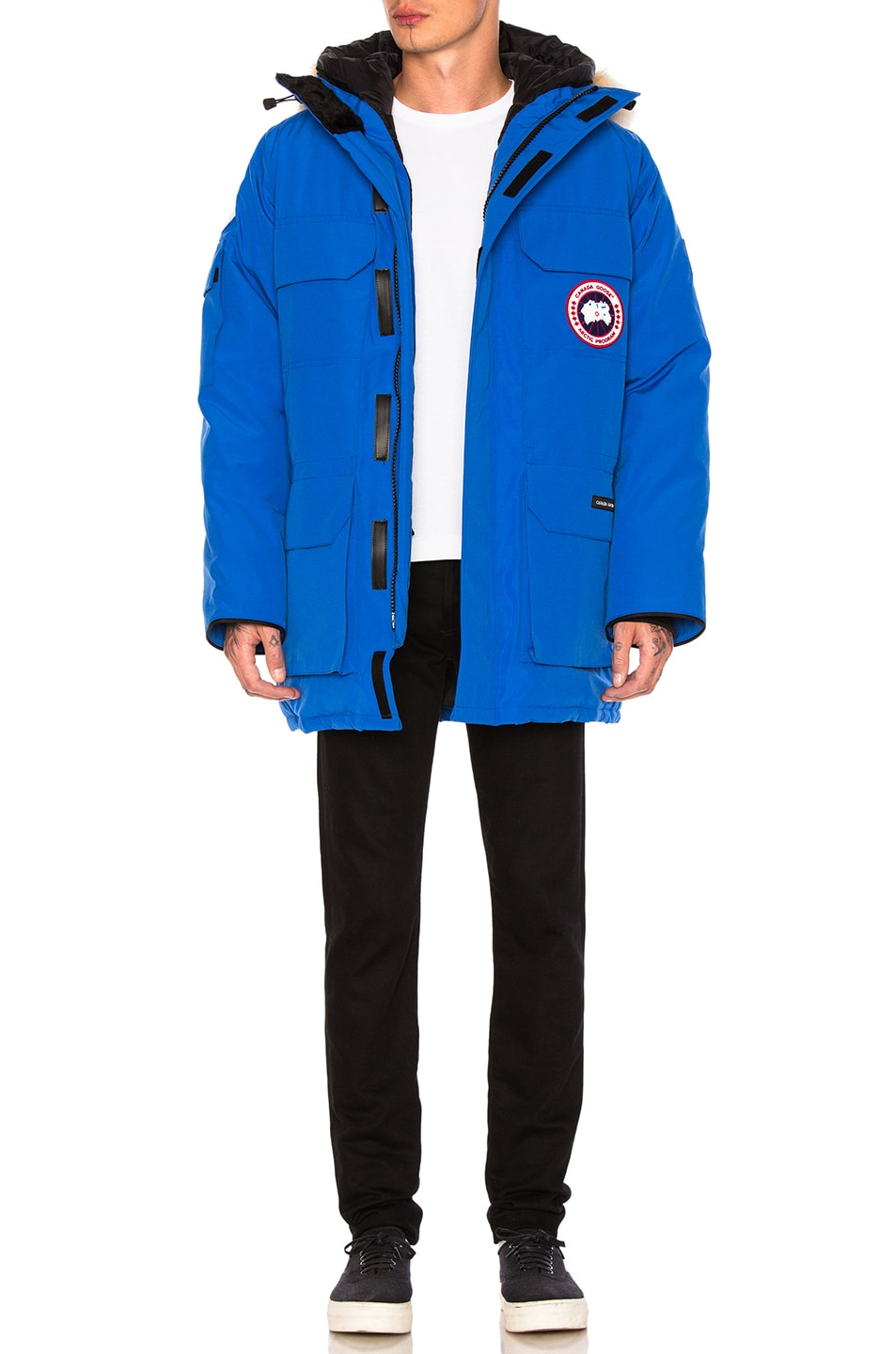 Image 1 of Canada Goose PBI Expedition Parka in Blue
