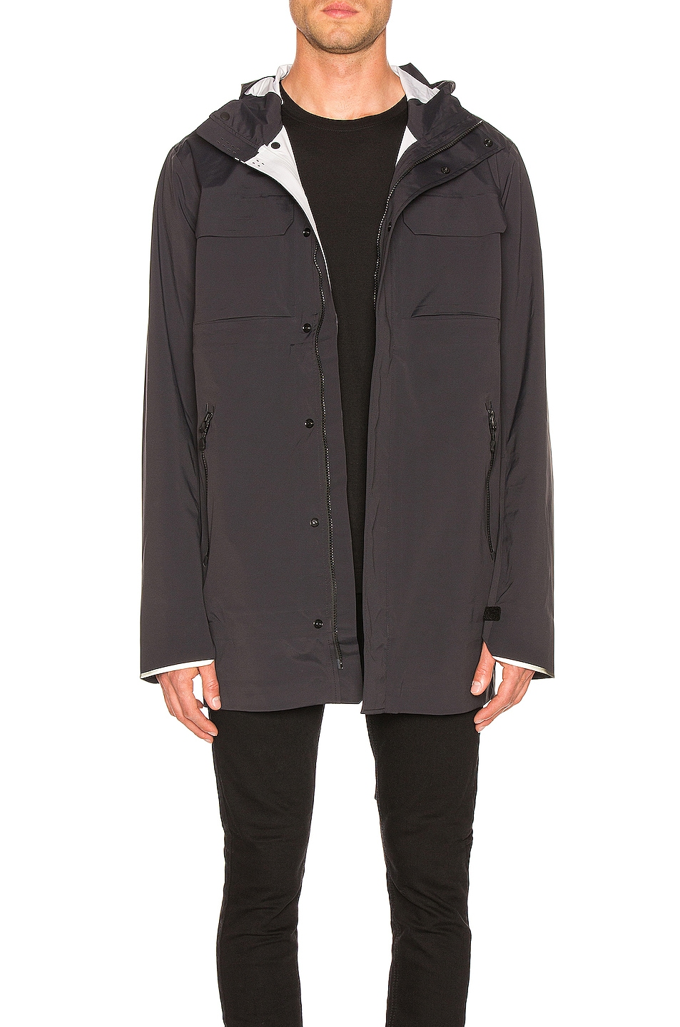 Image 1 of Canada Goose Wascana Jacket in Black