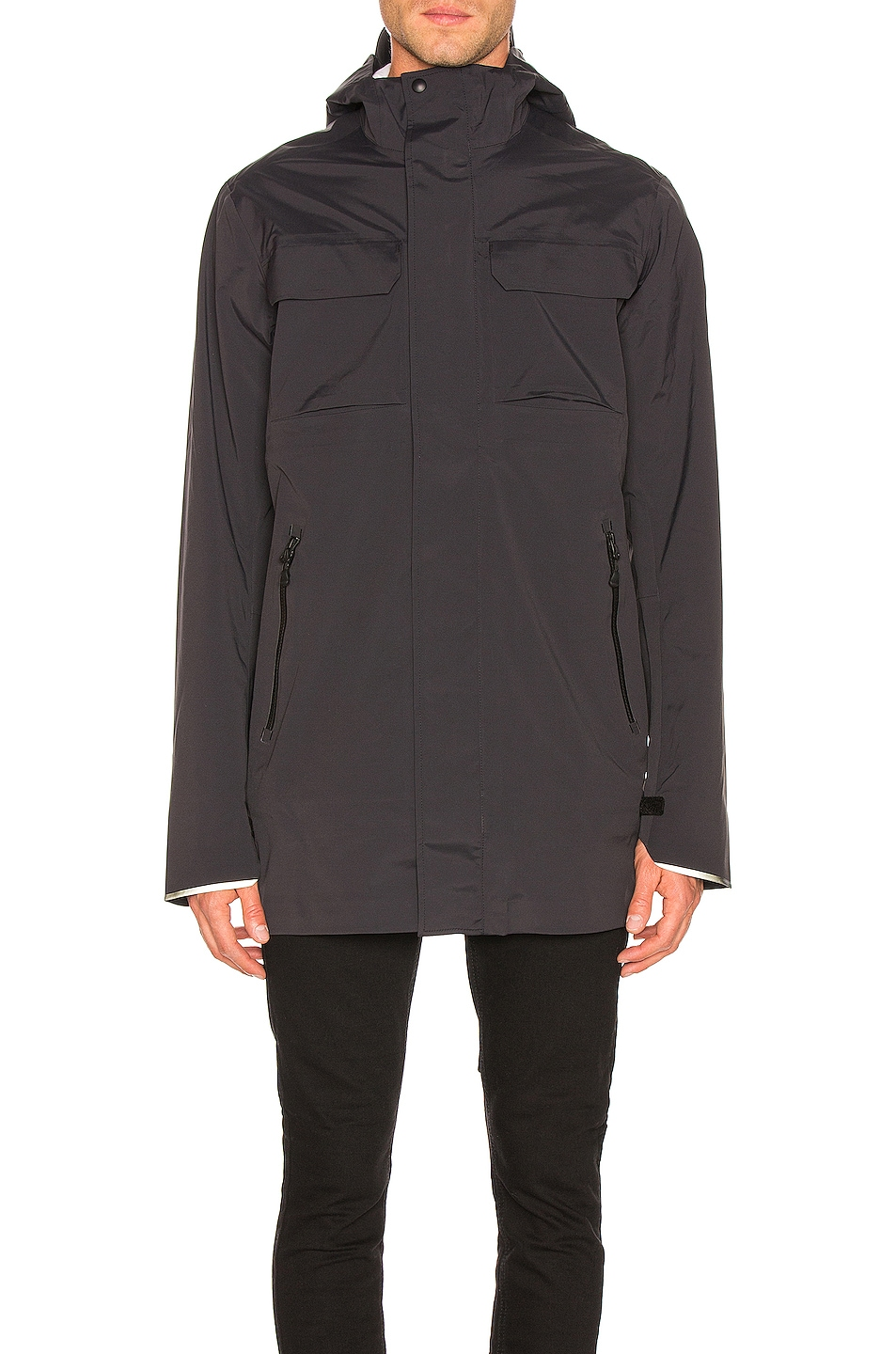 Image 2 of Canada Goose Wascana Jacket in Black