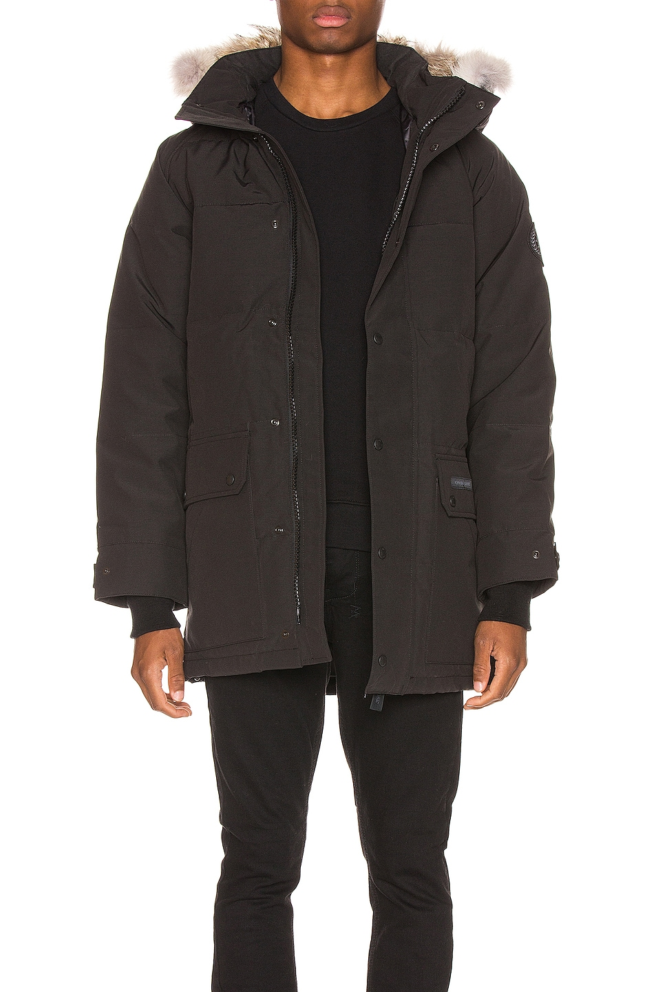 Image 1 of Canada Goose Maitland Parka in Black