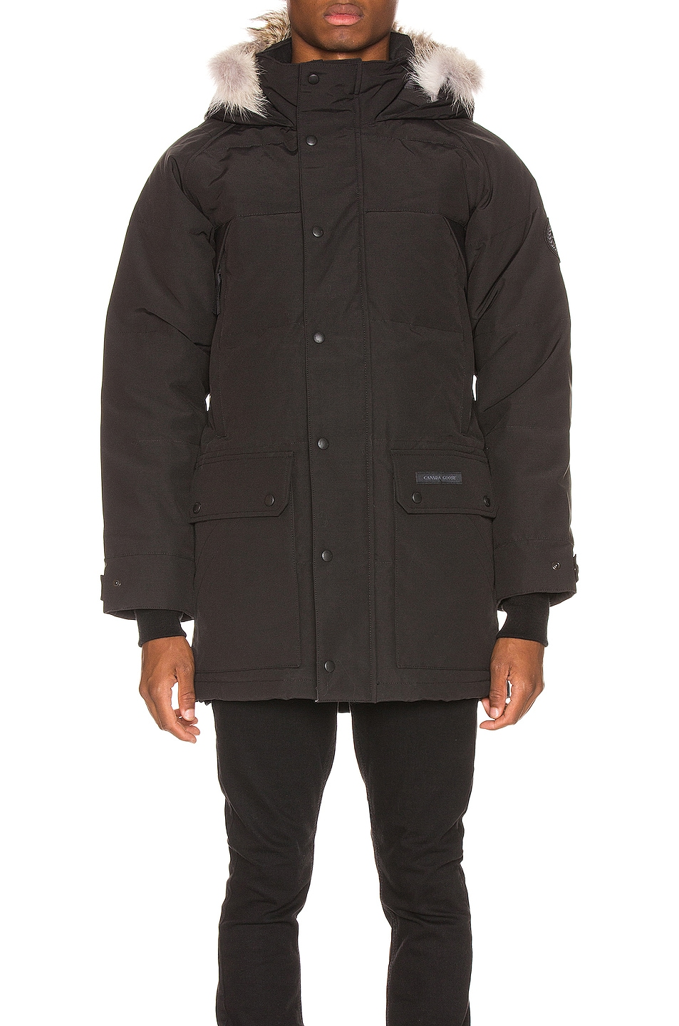 Image 2 of Canada Goose Maitland Parka in Black