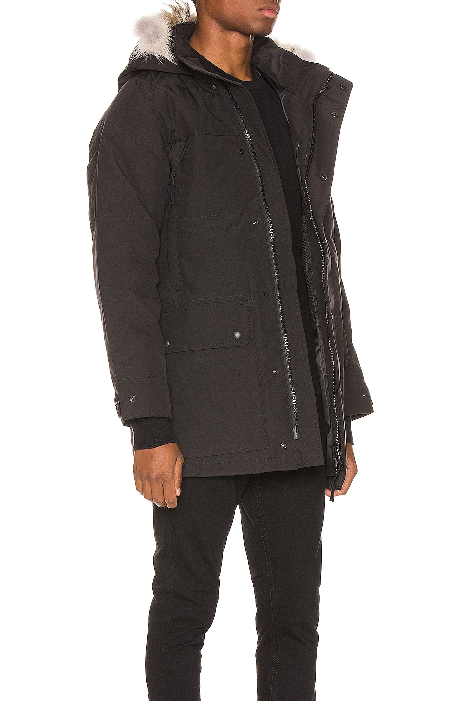 Image 3 of Canada Goose Maitland Parka in Black