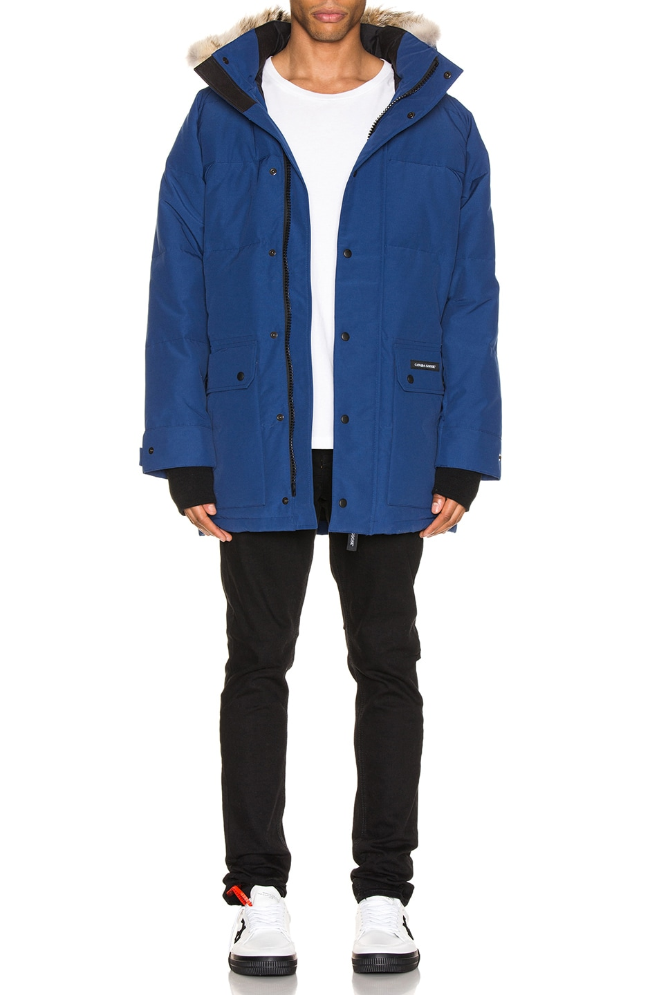 Image 1 of Canada Goose Emory Parka in Northern Night