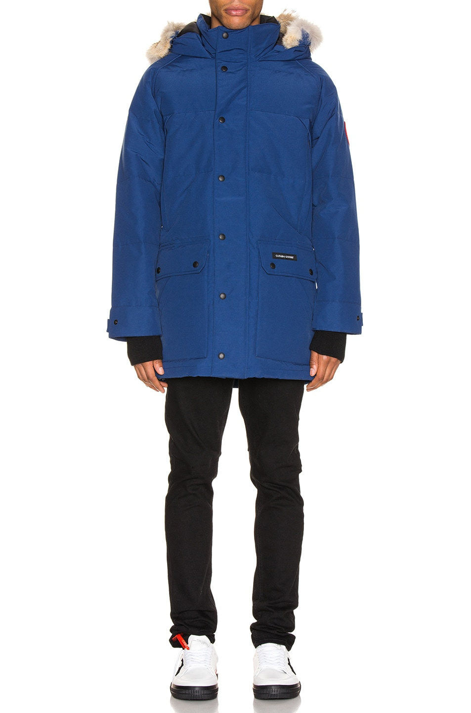 Image 2 of Canada Goose Emory Parka in Northern Night