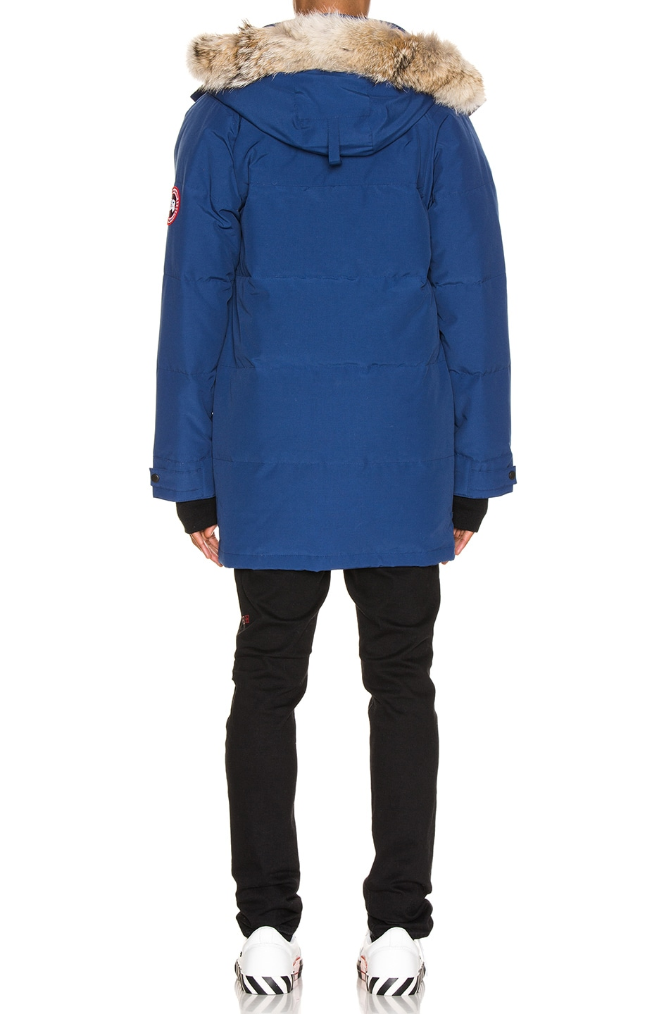 Image 5 of Canada Goose Emory Parka in Northern Night