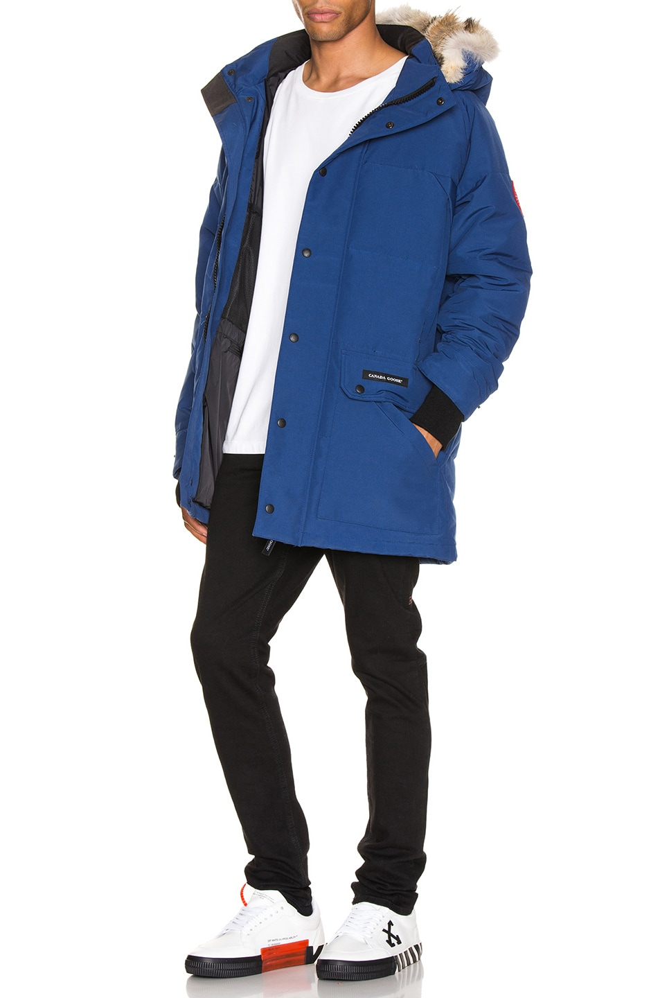 Image 6 of Canada Goose Emory Parka in Northern Night