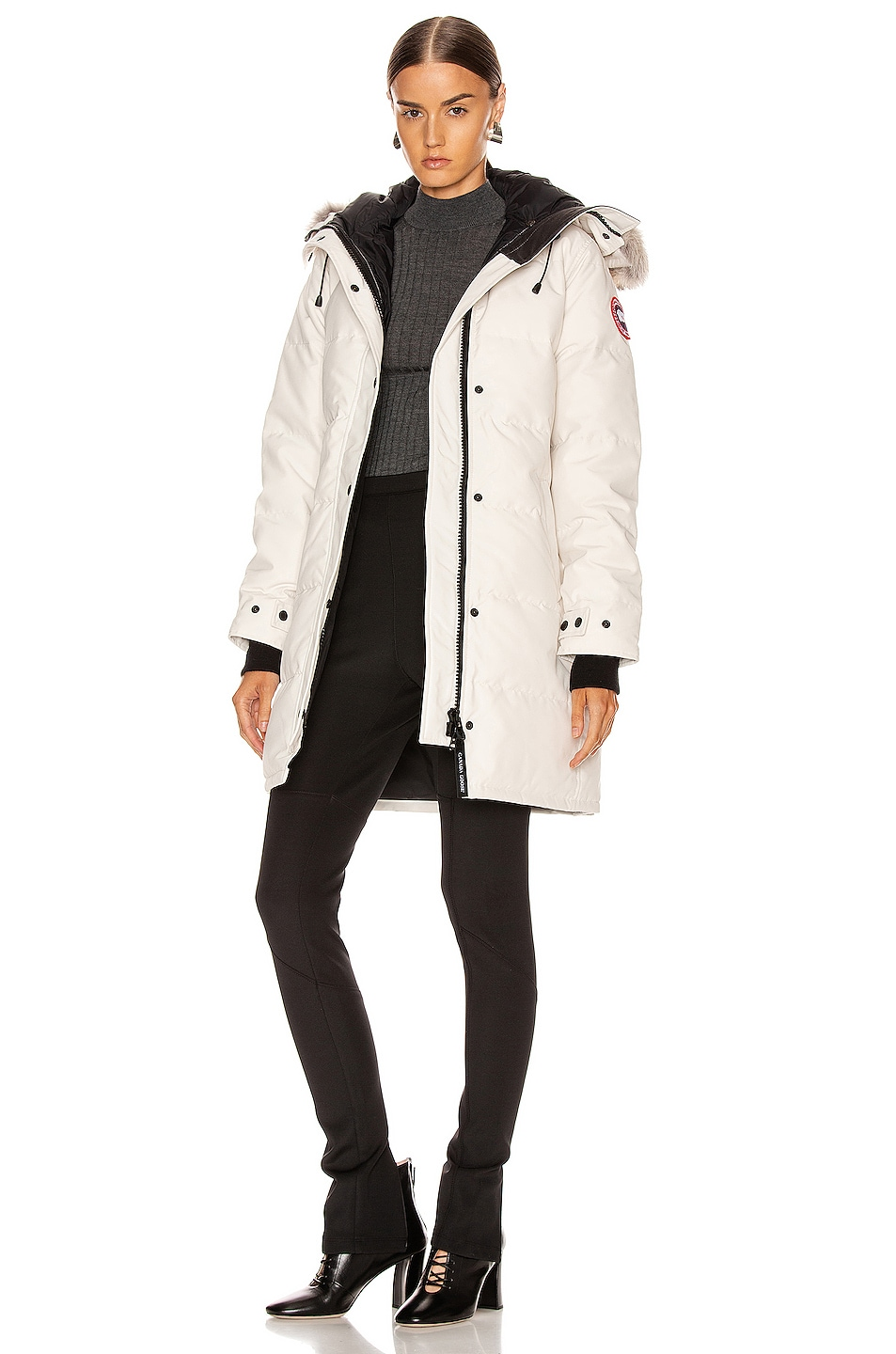 Image 1 of Canada Goose Shelburne Parka in Early Light