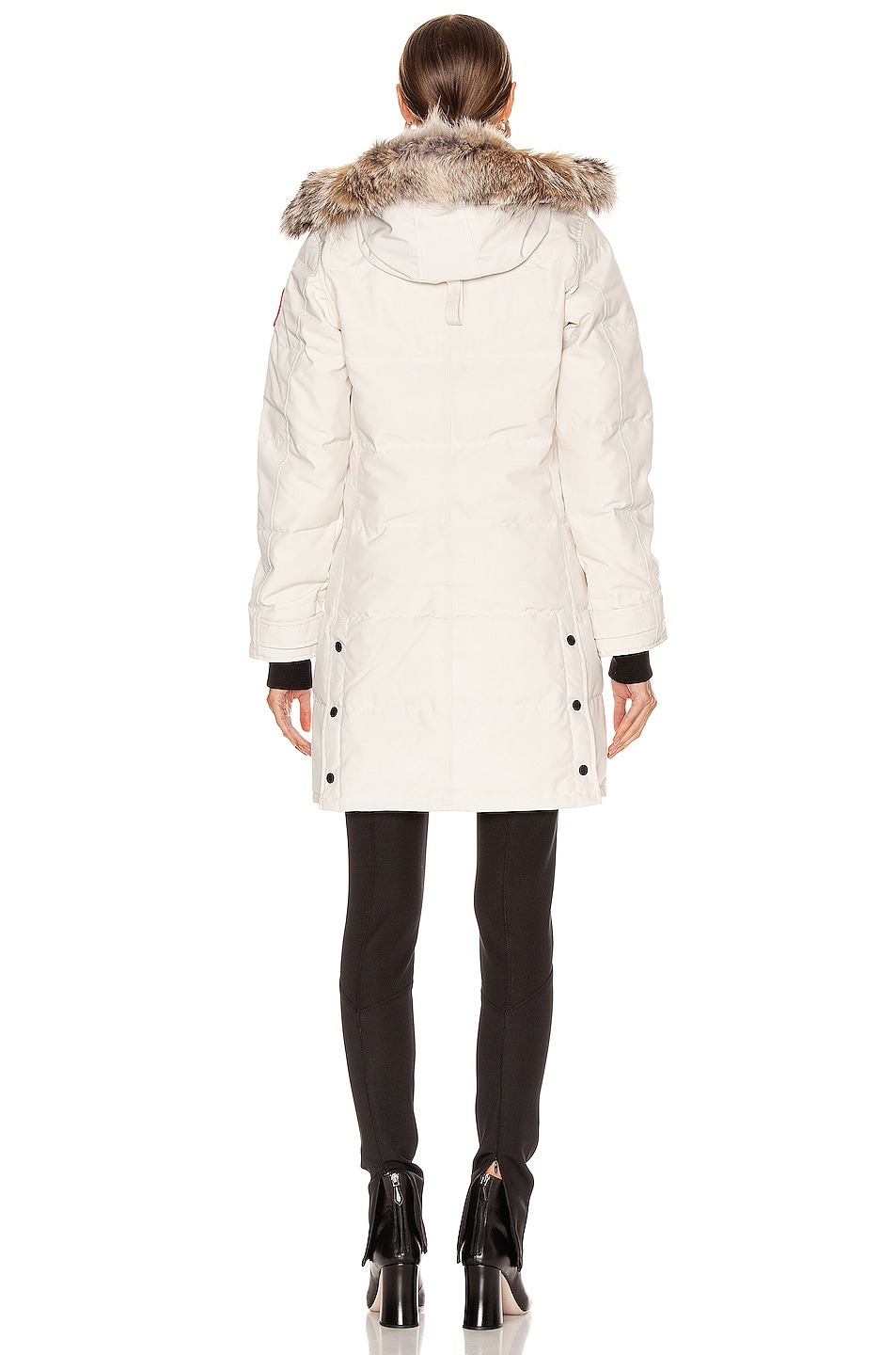 Image 5 of Canada Goose Shelburne Parka in Early Light