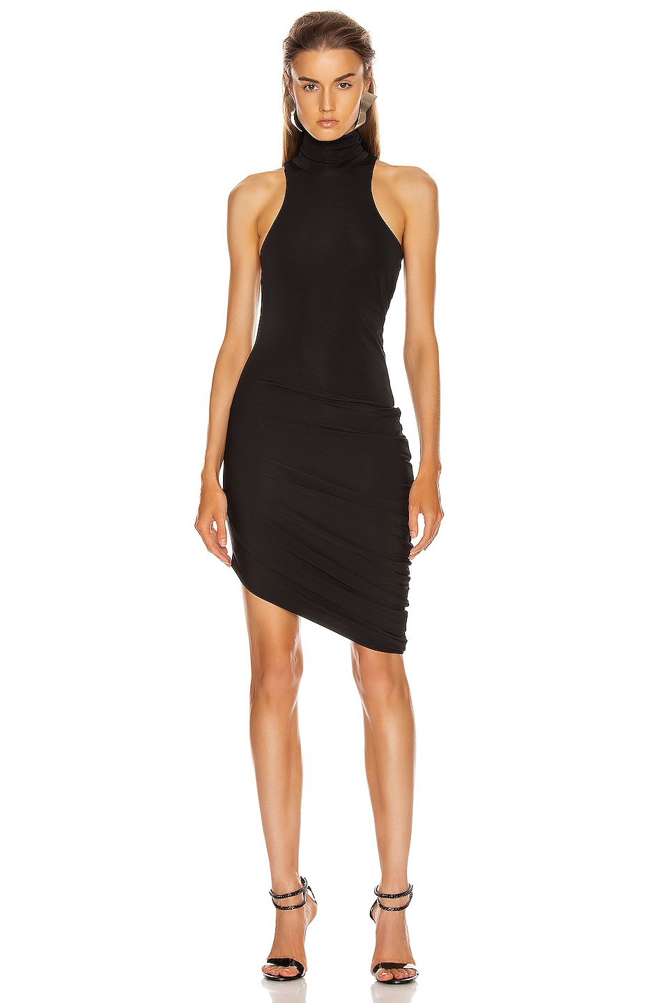 Image 1 of Cinq a Sept Alexis Dress in Black