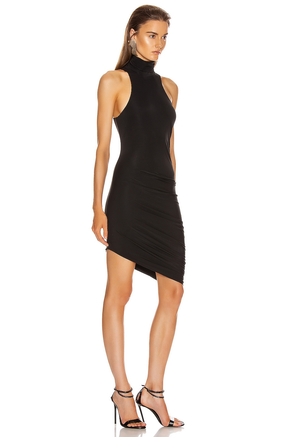 Image 2 of Cinq a Sept Alexis Dress in Black