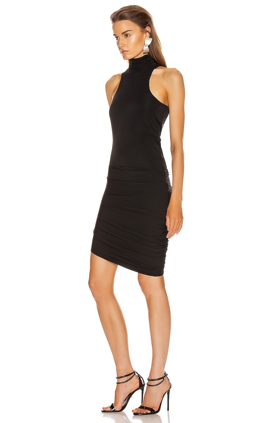 Image 3 of Cinq a Sept Alexis Dress in Black