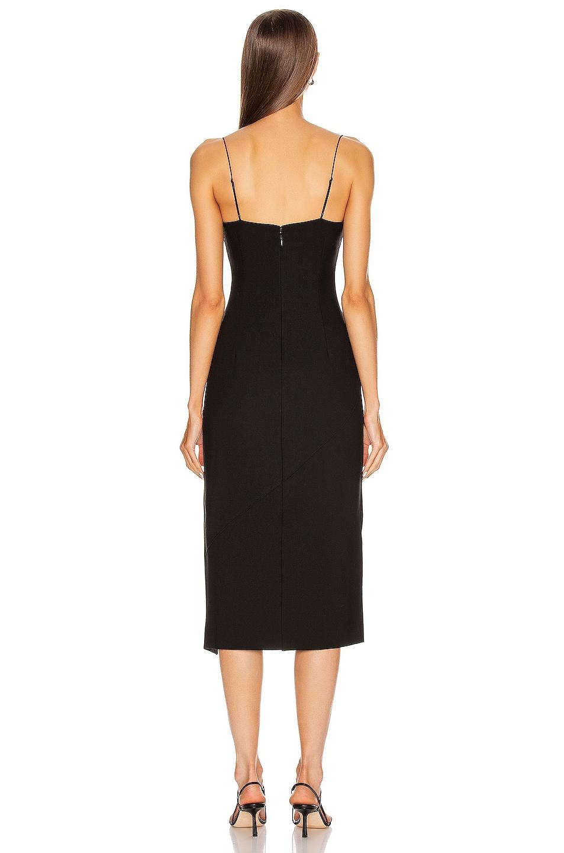 Image 4 of Cinq a Sept Primavera Dress in Black