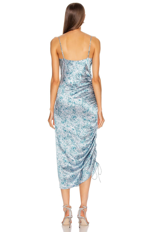 Image 4 of Cinq a Sept Sapir Dress in Sky Dive