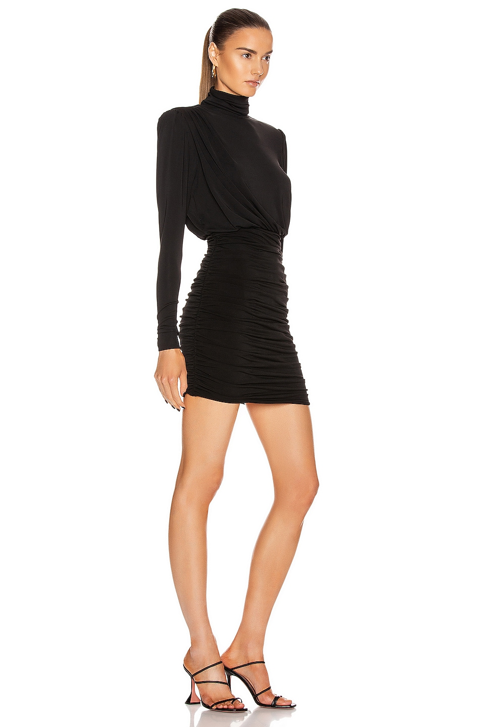 Image 2 of Cinq a Sept Isla Dress in Black