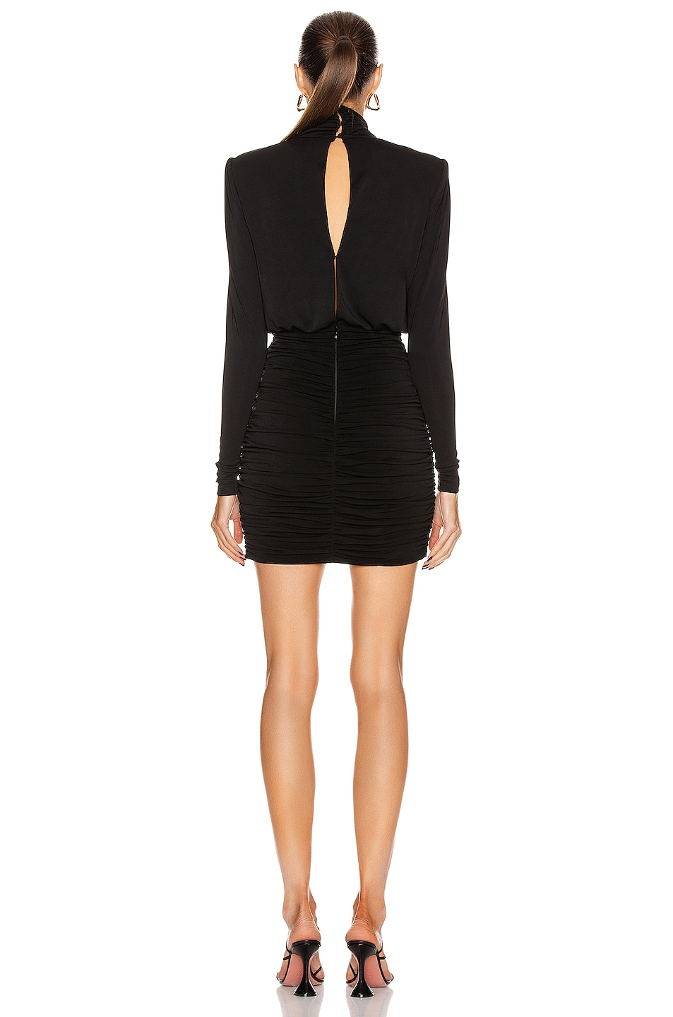 Image 3 of Cinq a Sept Isla Dress in Black