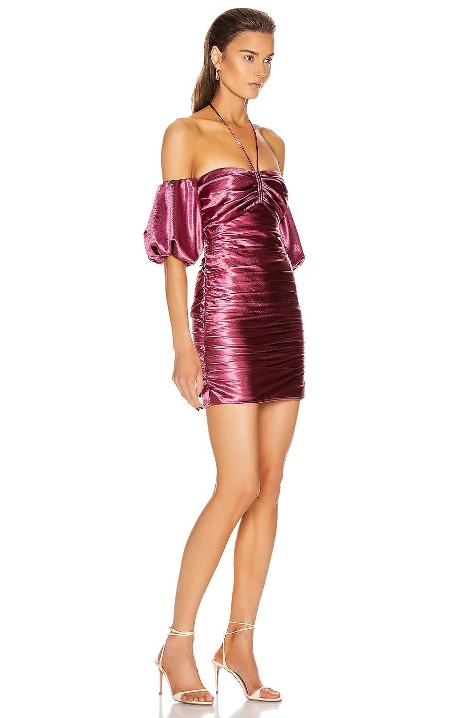 Image 2 of Cinq a Sept Tati Dress in Pink Sapphire