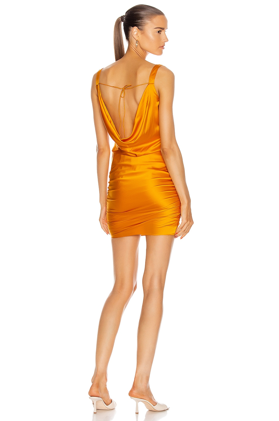 Image 1 of Cinq a Sept Jerie Dress in Flame