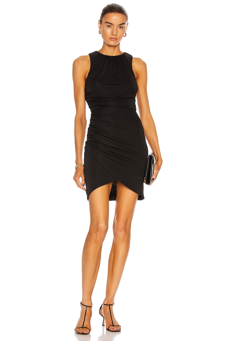 Image 1 of Cinq a Sept Brodie Dress in Black