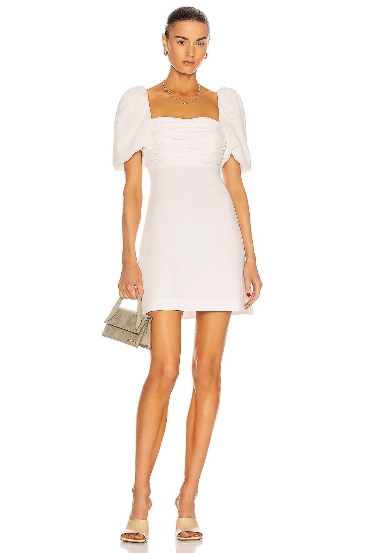 Image 1 of Cinq a Sept Odele Dress in Ivory