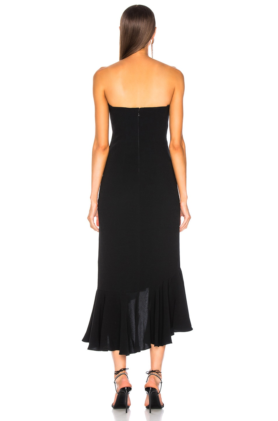 Image 3 of Cinq a Sept Gramercy Dress in Black