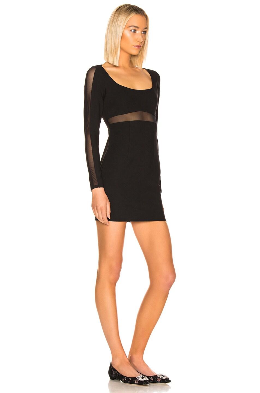 Image 3 of Cinq a Sept Celia Dress in Black