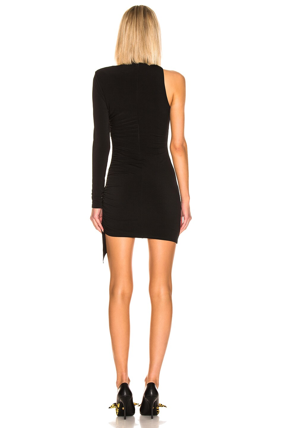 Image 4 of Cinq a Sept Augusta Dress in Black